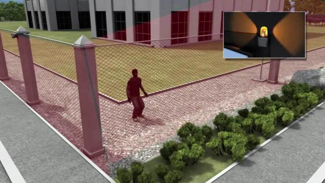 Perimeter Fencing Bath